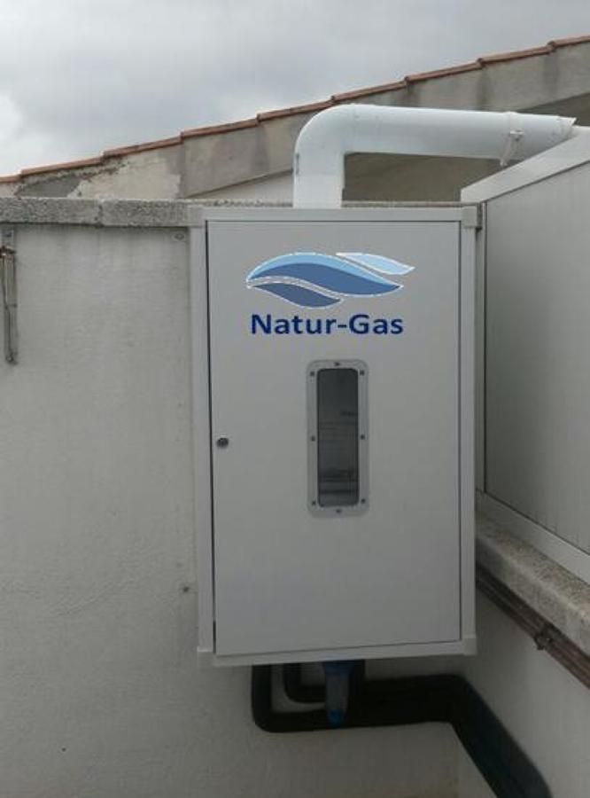 Foto armario estanco de naturs gas 706472 habitissimo - Armario exterior caldera gas ...