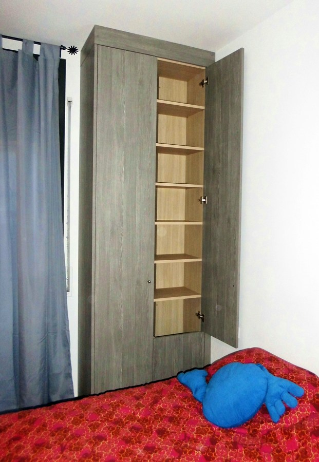 Foto armario habitaci n a medida de fusteria ebenisteria - Habitacion a medida ...