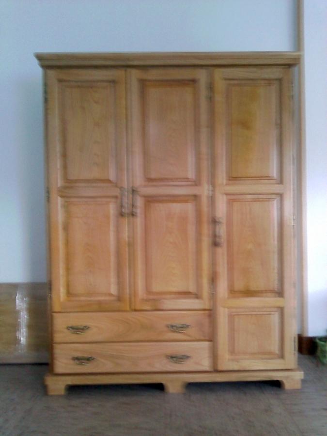 Foto armario macizo en casta o de carpinter a juan carlos 150650 habitissimo - Puertas de castano ...