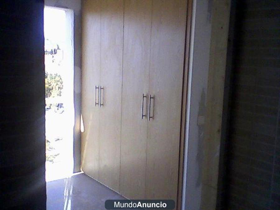 Foto armario melamina de cocinas ba os armarios a medida - Armarios a medida malaga ...