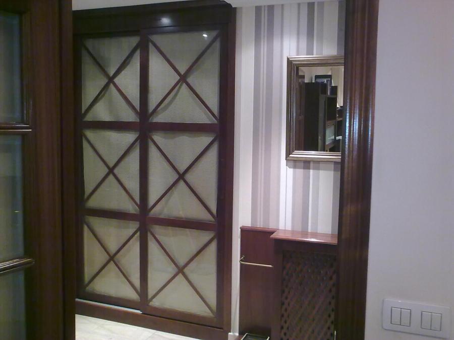 Foto armario pasillo de carpinteria outon barral 735644 - Armario pasillo ...