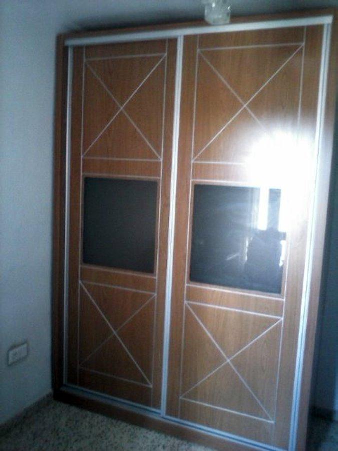 Foto armario puertas abatibles pantografiadas y - Armarios a medida malaga ...