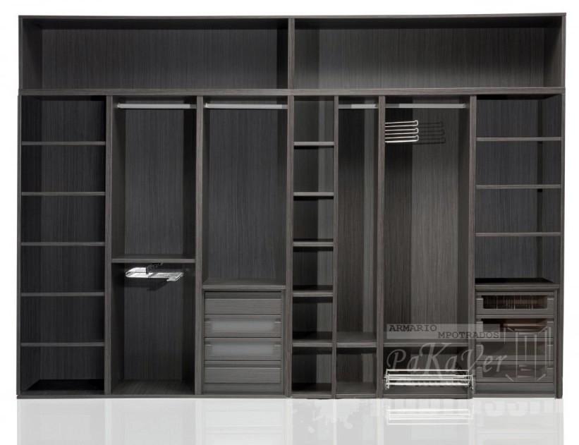 Mi casa decoracion ideas para interiores de armarios empotrados - Ideas de armarios empotrados ...