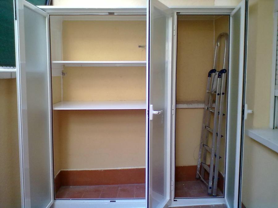 Foto armarios exteriores de aluminios jada s l 237785 - Armario lavadora exterior ...
