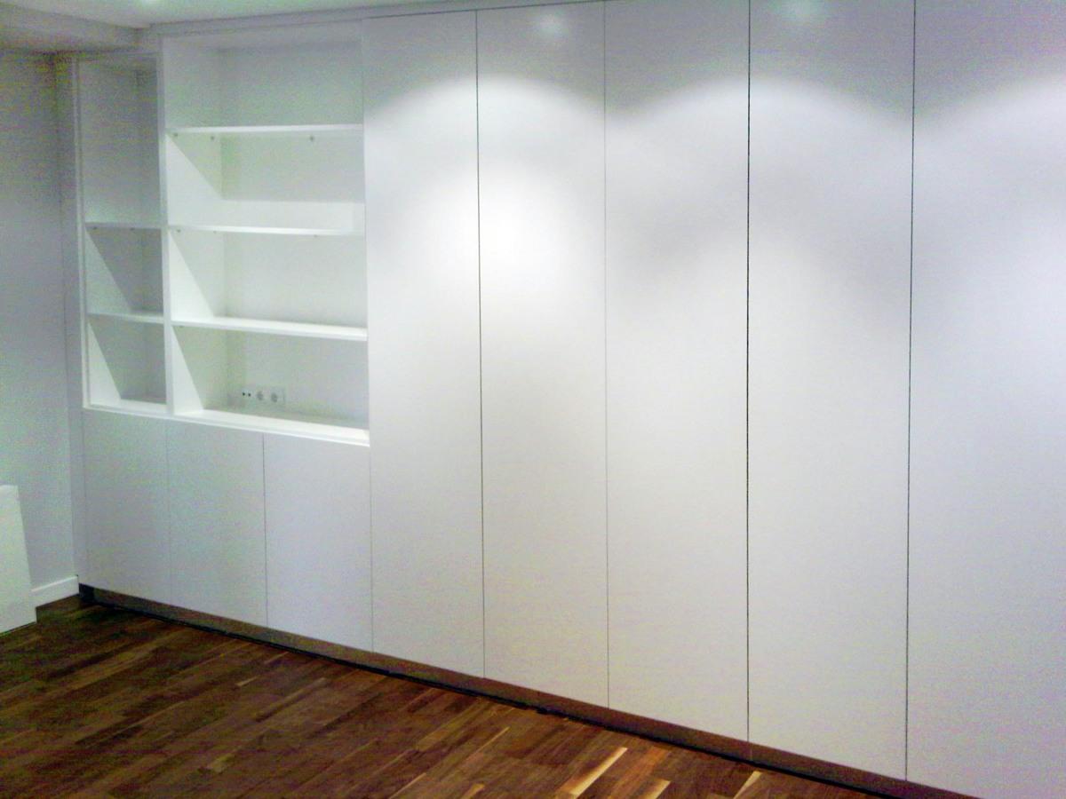 Decorar cuartos con manualidades armarios blancos lacados - Cera incolora para muebles lacados ...