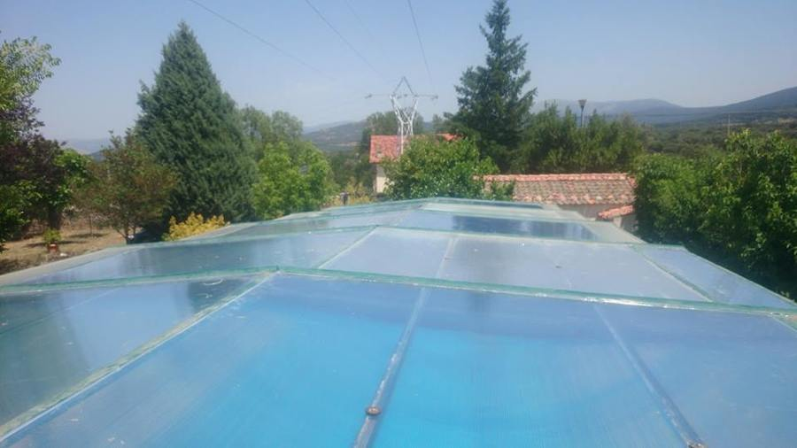 Arreglo de Techo de piscina