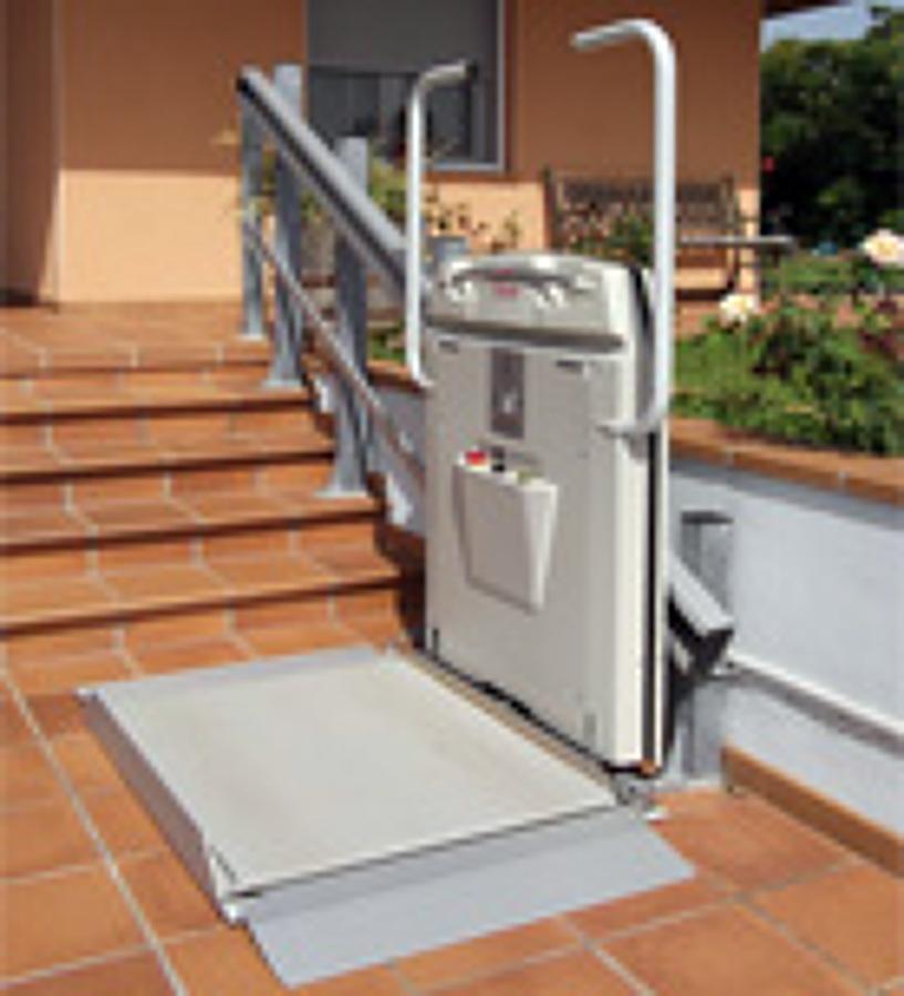 foto ascensores y rampas para escaleras de elevaciones