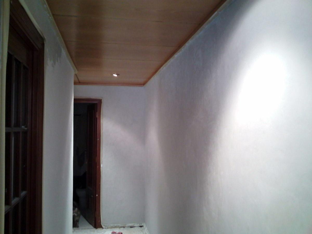 así quedan de lisas sus paredes