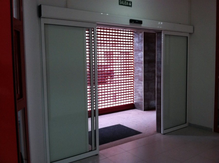 Automática de cristal