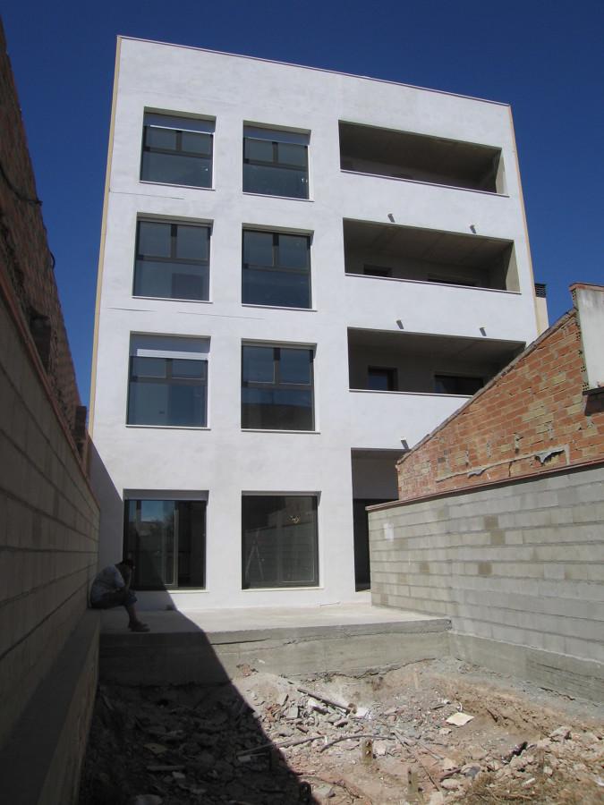 Edificio viviendas en Lleida
