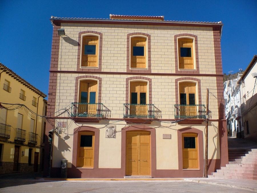 Ayuntamiento de Orcera