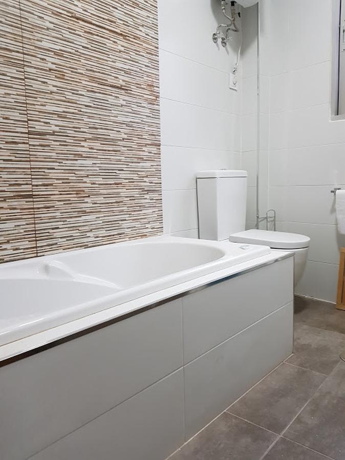 Reforma de baños integrales Ourense