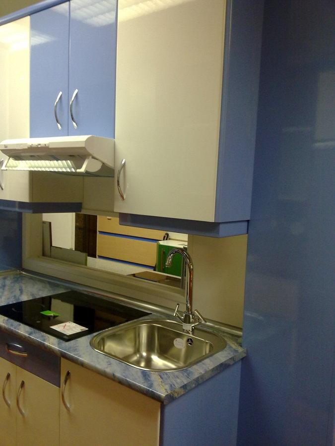 Foto azul de reformas y mueble de cocina agole s l for Muebles de cocina zamora