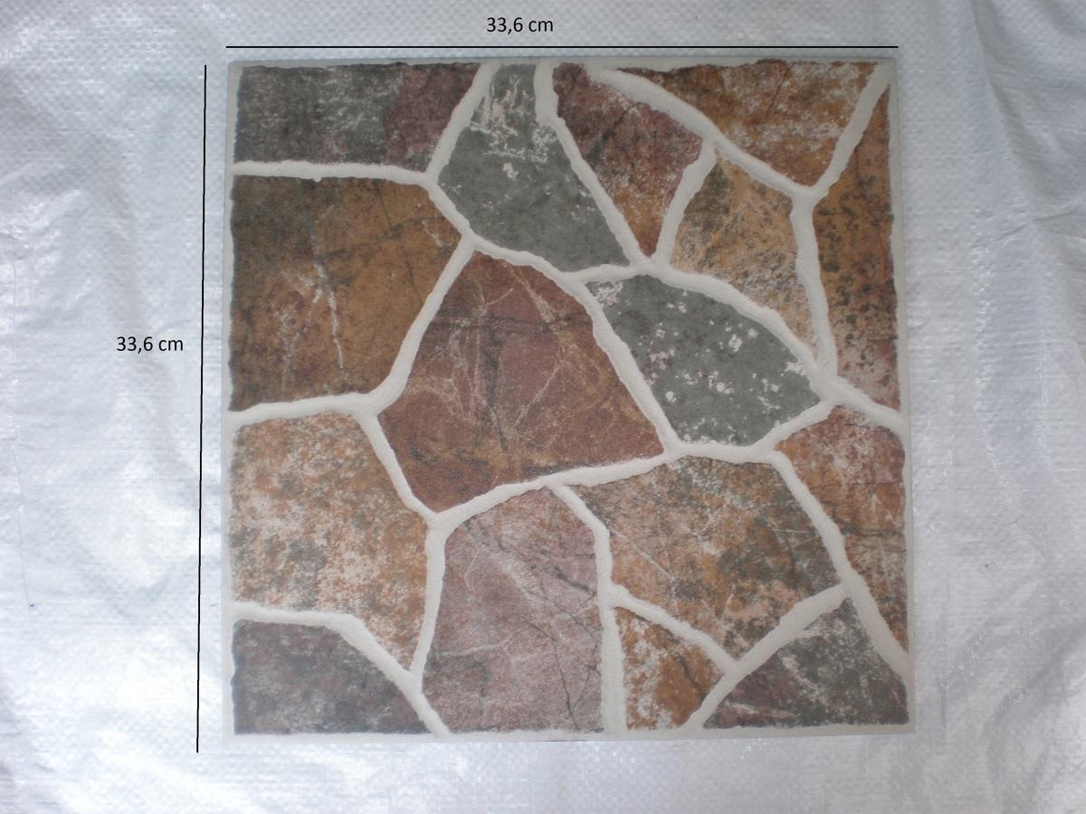 foto azulejo de gres imitando piedra de corema