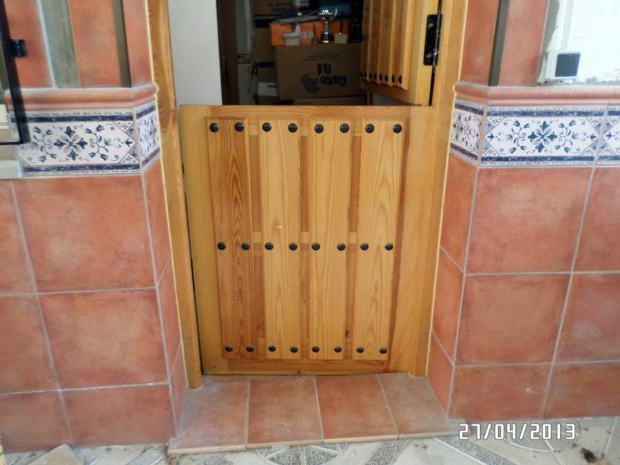 Foto Azulejo Y Puerta De Patio De Kipeirma99 351620