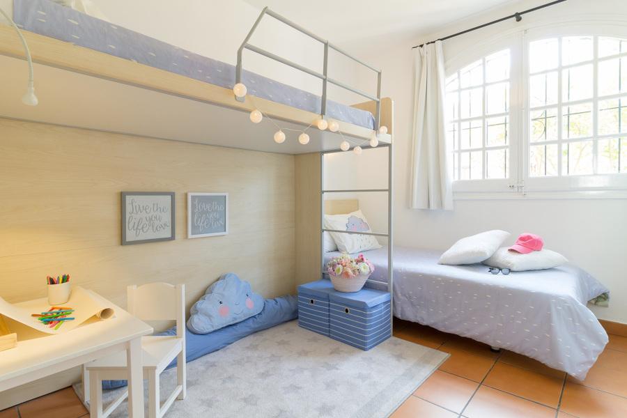 Dormitorio Infantil | Bajo Costa Brava | by Carmela Cebrián