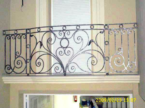 Foto balc n de forja ref 15006 de arteforja jmc 176882 - Balcones de forja antiguos ...