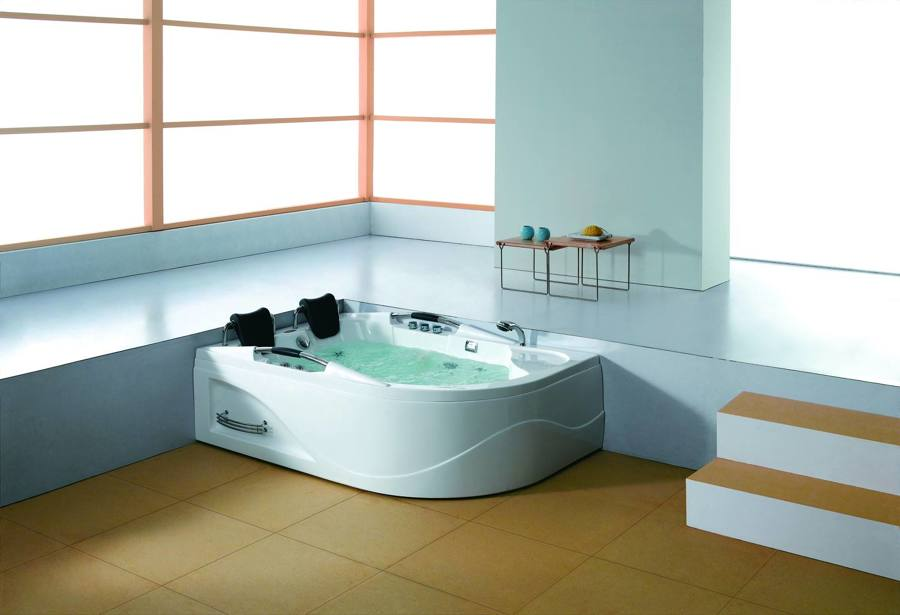 Bañera de hidromasaje jacuzzi AT-012