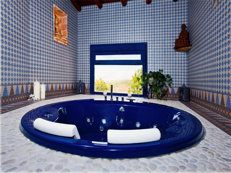 Bañera de hidromasaje modelo NUEVA ORLEANS