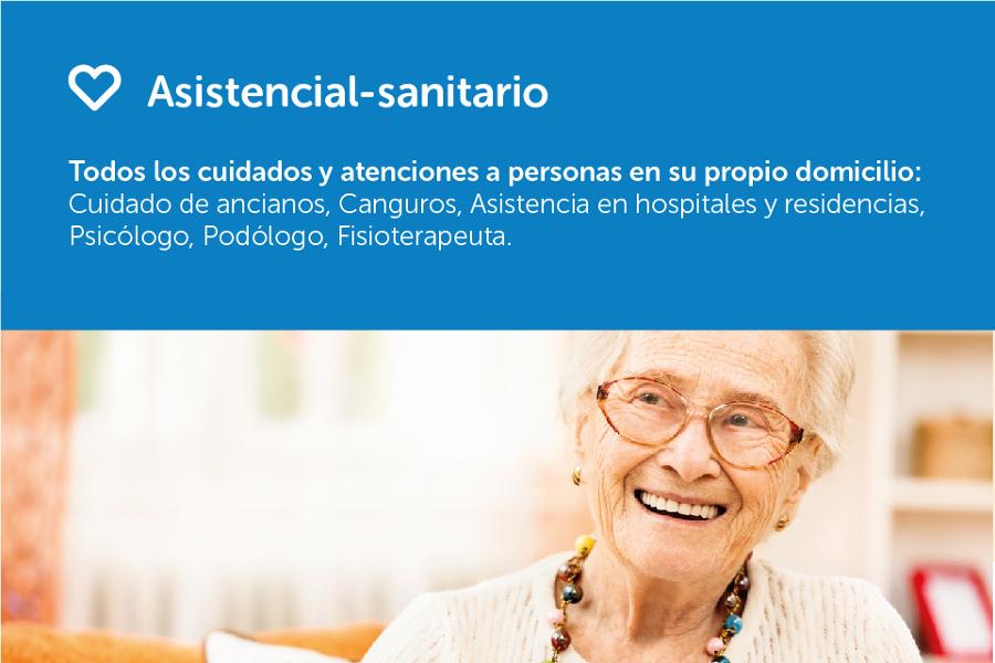 Asistencial Sanitario