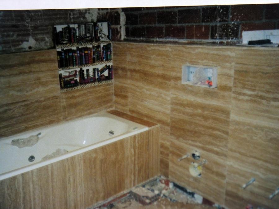 Baños Estilo Travertino ~ Dikidu.com