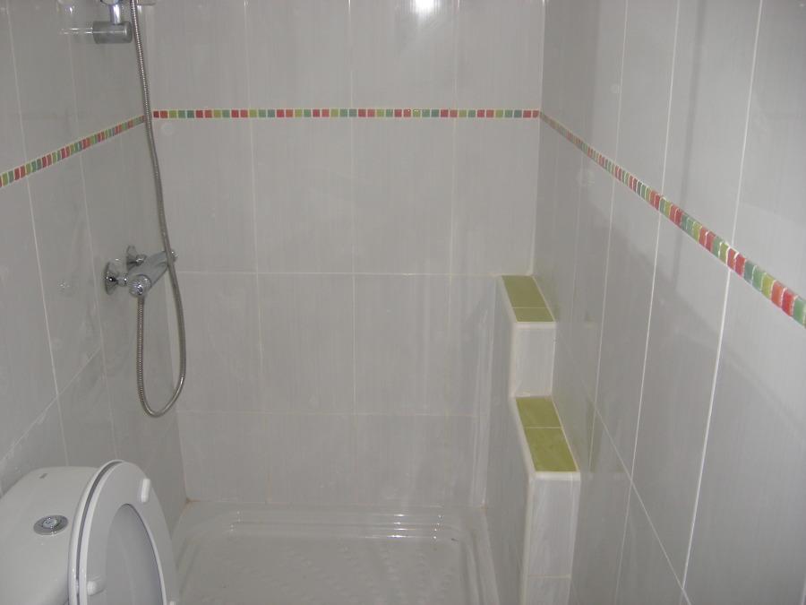 Alicatado y fontaneria de baño