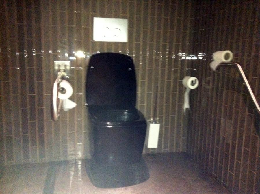Reforma Baño Adaptado:Baño adaptado en restaurante