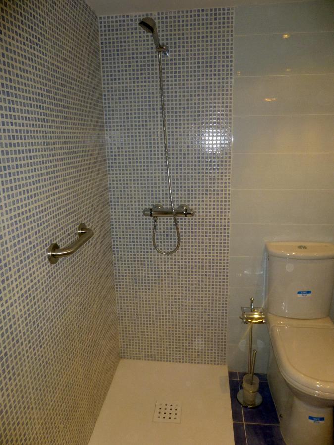 Baño adaptado en Santutxu