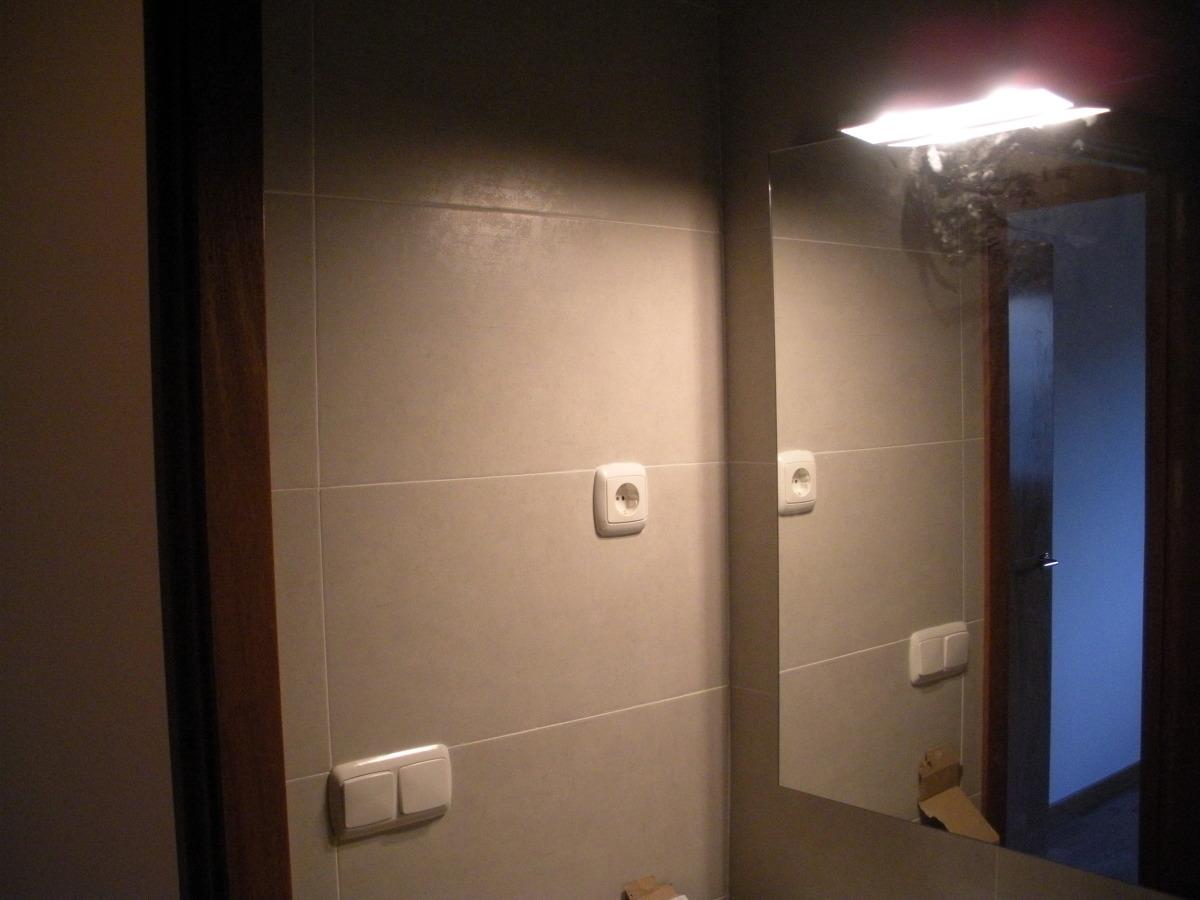 baño ampliación casa Les Planas