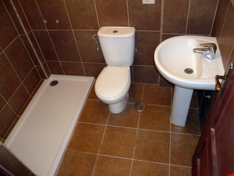 Foto ba o con plato ducha de reforcasa 211717 habitissimo - Banos con plato ducha ...