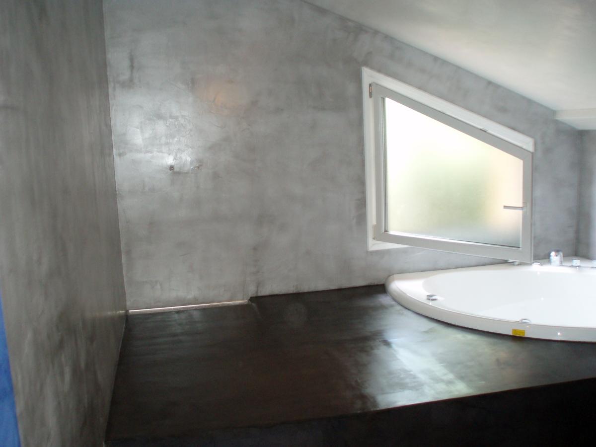 Baños De Microcemento:Foto: Baño de Microcemento de Microcementos Bcn #201315 – Habitissimo
