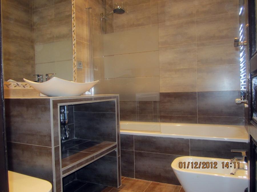 Baño, despues. c/ Toledo.