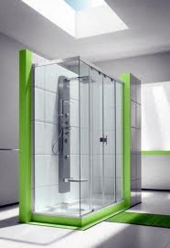 baño estilo sauna