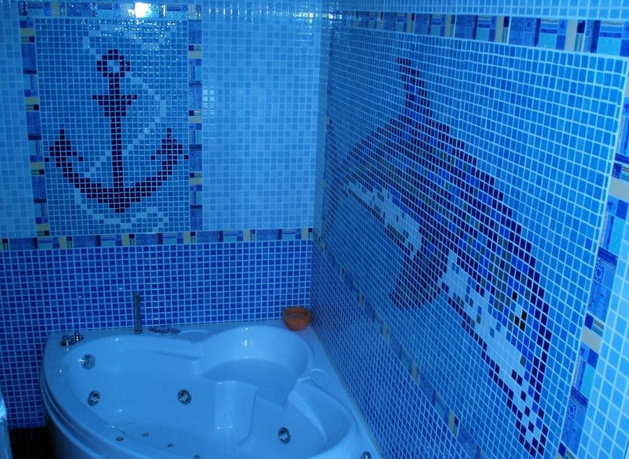 Foto ba o gresite de j m montes reformas integrales - Gresite piscinas colores ...