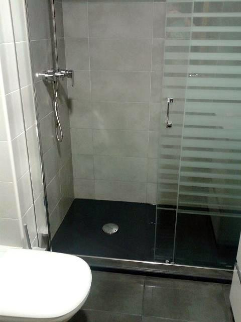 Azulejos Baño Grises:baño gris Azulejos Ortega