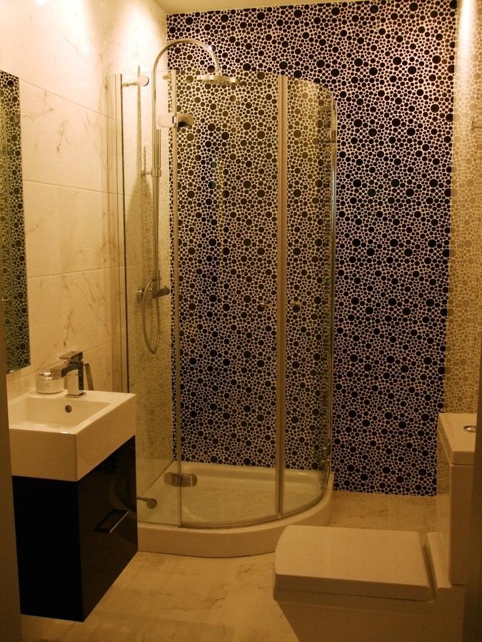 Foto ba o realizado con materiales de porcelanosa grupo - Papel para azulejos de bano ...
