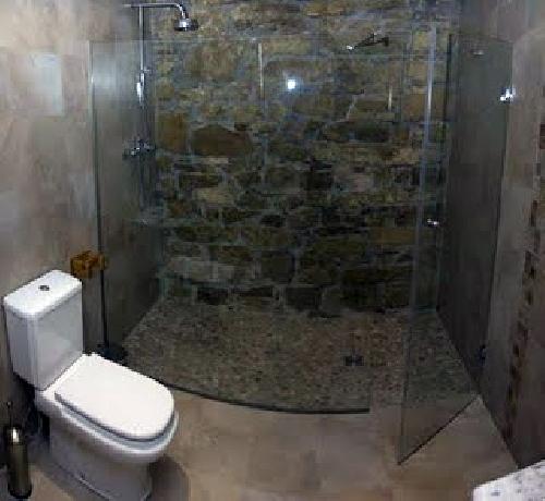 Baño Moderno Rustico:Banos Rusticos De Piedra