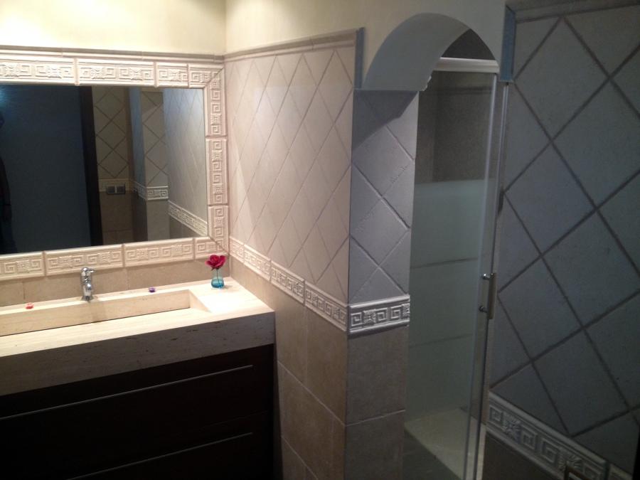 Baño Moderno Rustico:Foto: Baños Rustico Moderno de Vanrell Confort #450581 – Habitissimo