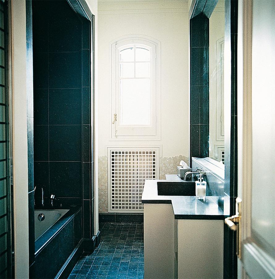 baño clásico