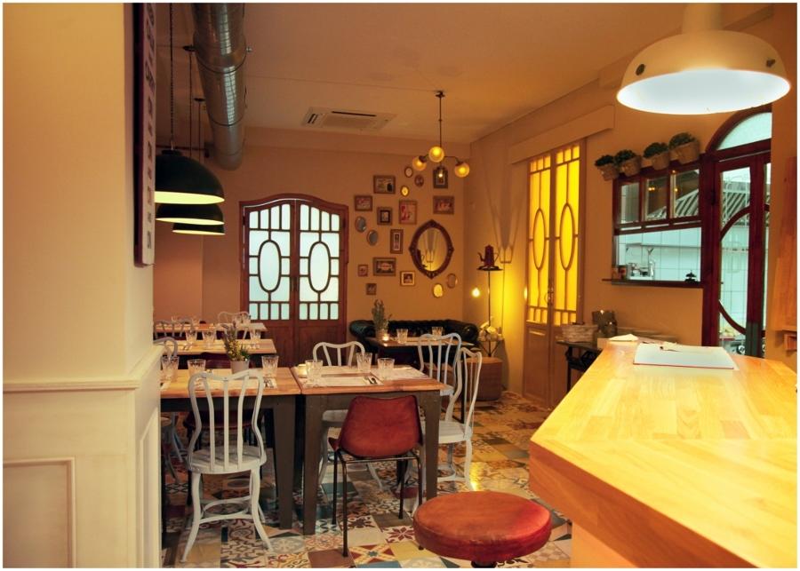 Foto bar cafeter a de meding gesti n de obras y proyectos - Proyecto bar cafeteria ...