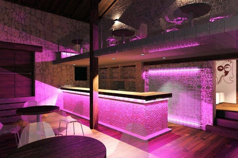 Foto bar de copas en guadarrama de ceroespacio - Decoracion de bares de copas ...