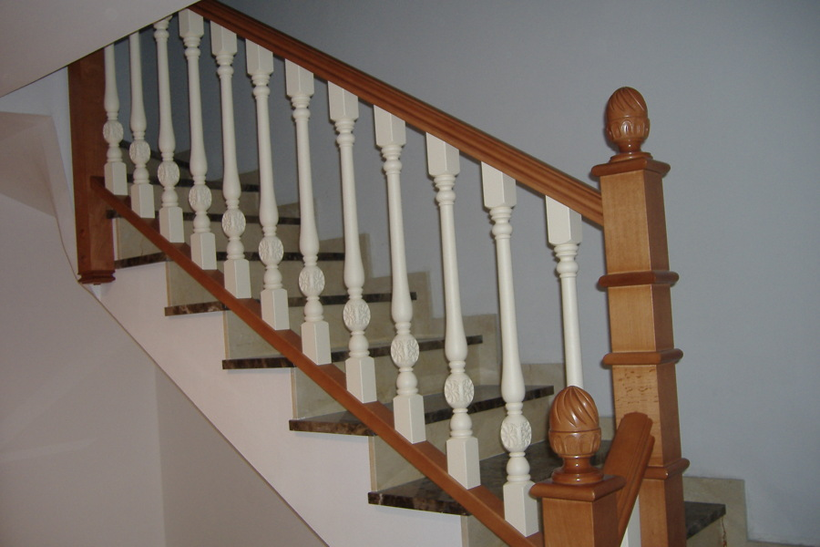 foto baranda para escalera de escaleras olivares hermanos