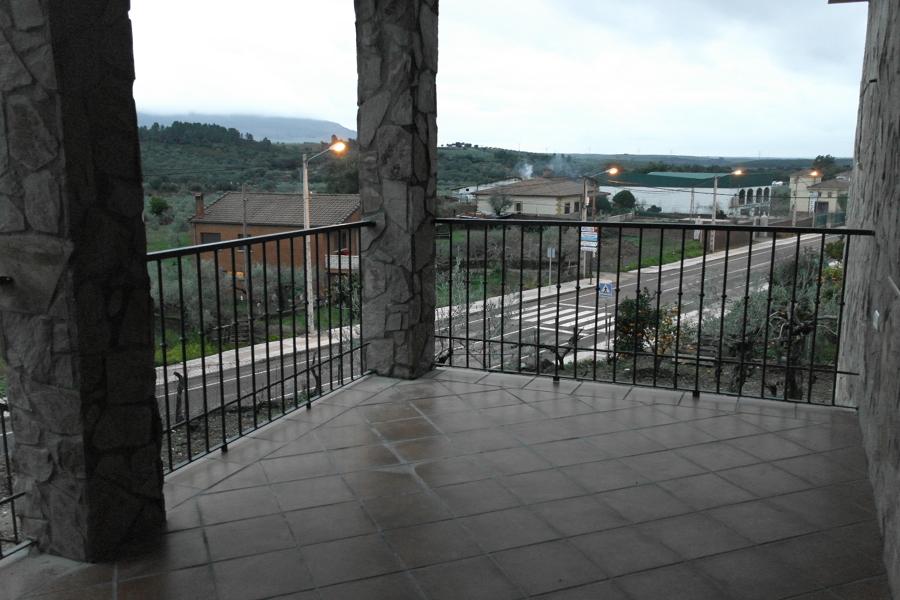 Foto barandas para porche torrecilla de los angeles de cerrajeria y aluminio fco rviera e - Barandas de terrazas ...