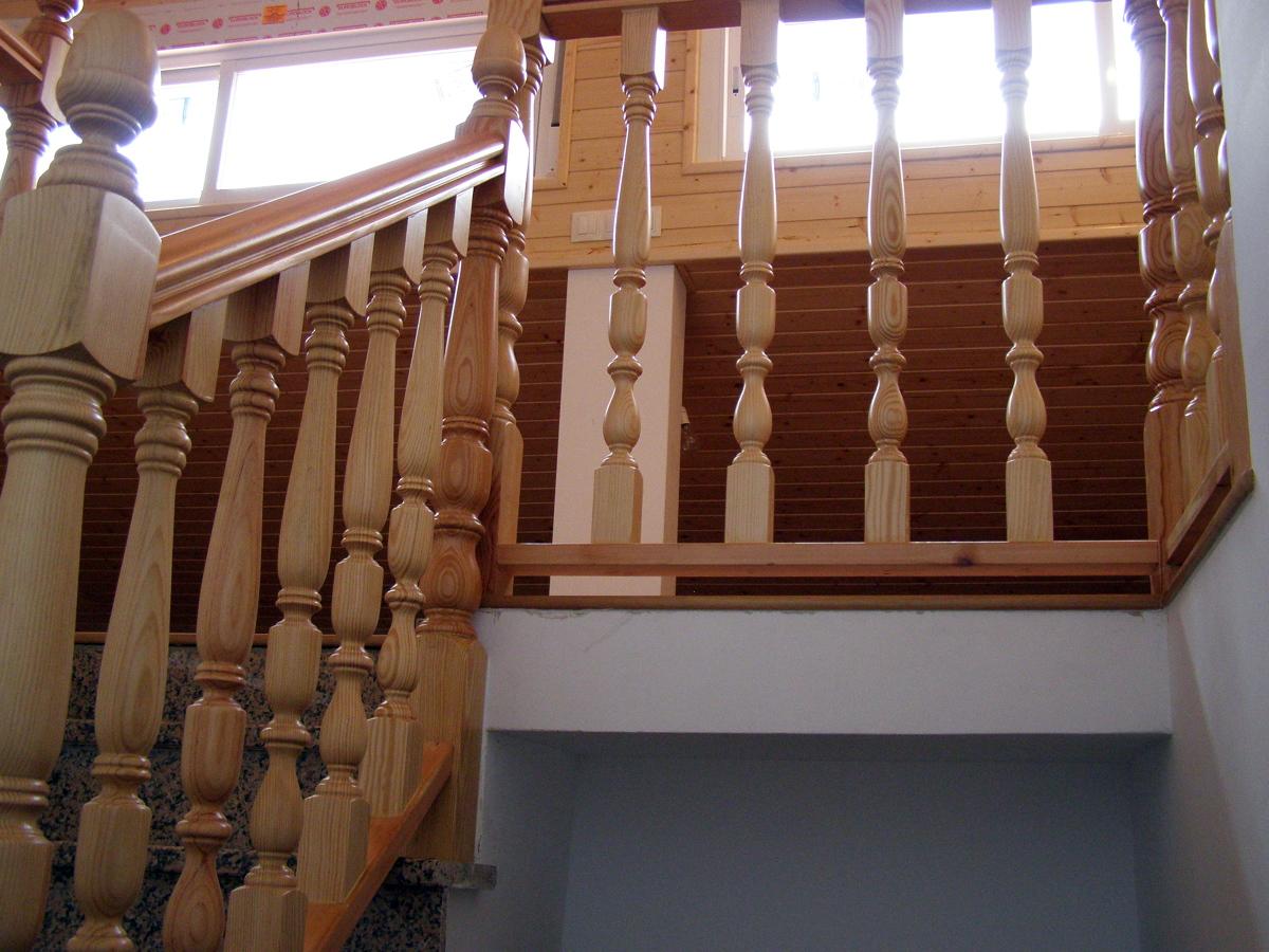 Barandillas de escalera