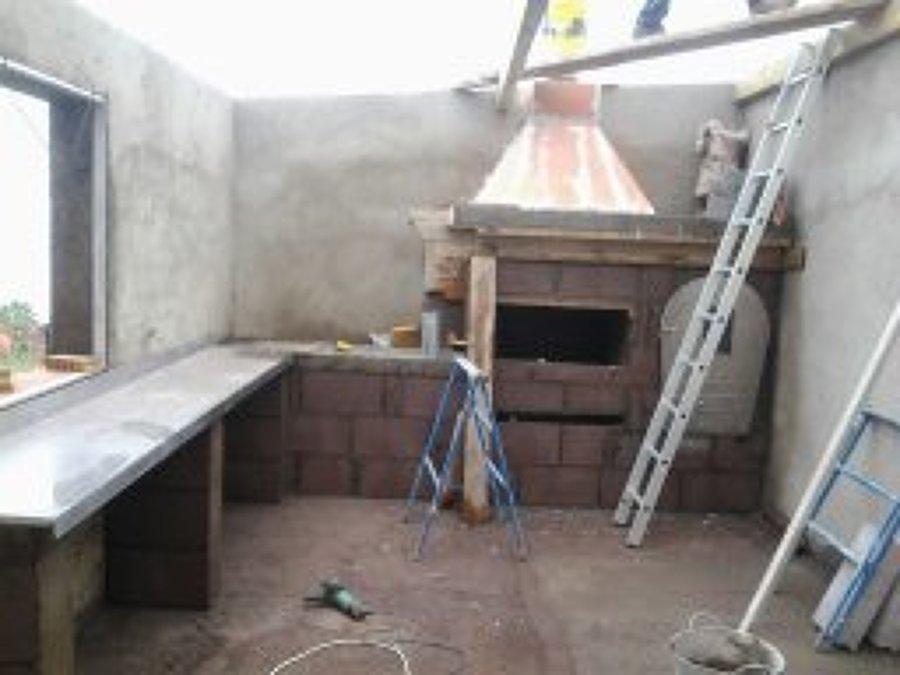 Foto barbacoas y cocinas exteriores de construcciones y - Cocinas de exterior con barbacoa ...