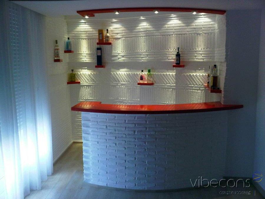 Foto barra bar de construcciones vibecons 188951 - Barras de bar para salon ...