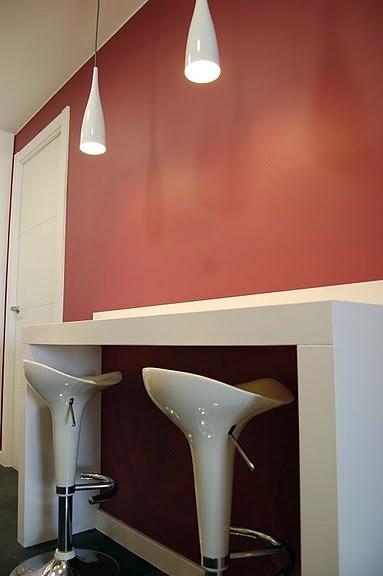 Foto barra cocina silestone blanco zeus de bayeltecnics - Barra cocina silestone ...