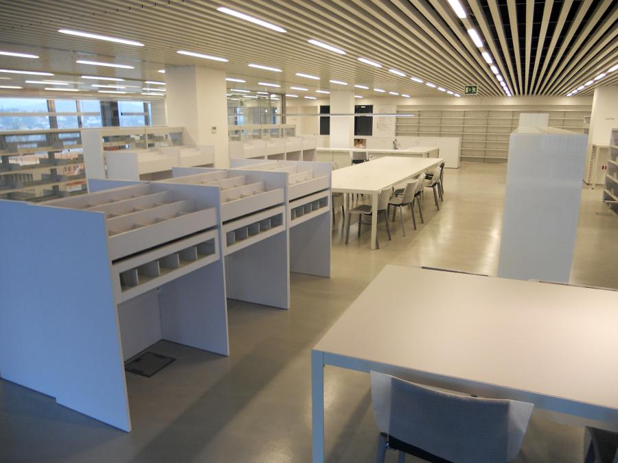Biblioteca Mira-Sol (Sant Cugat)