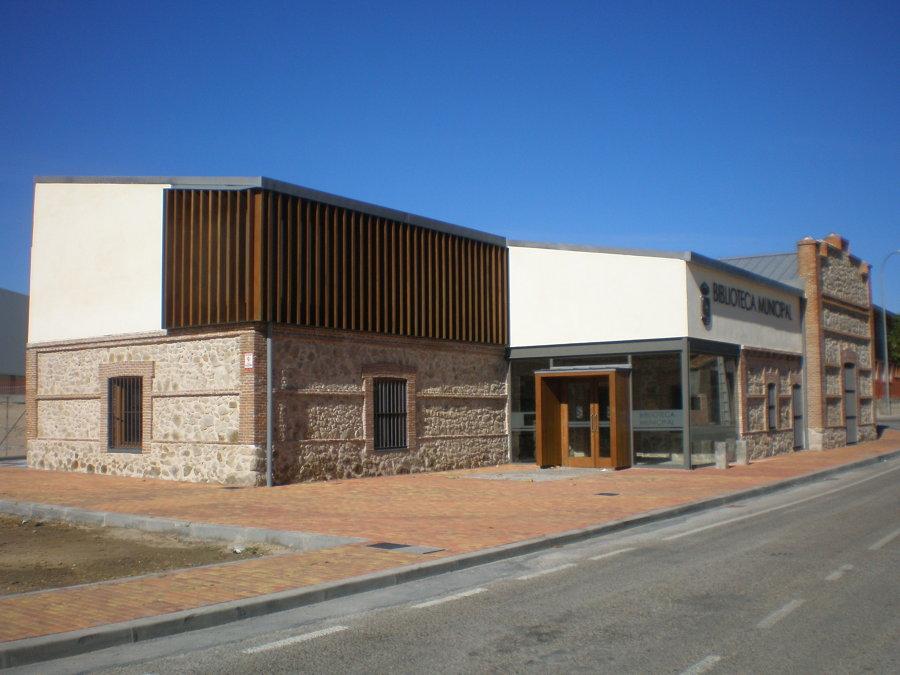 Biblioteca Municipal de Villa del Prado