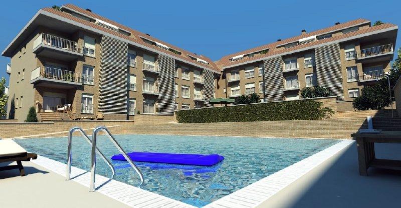 Foto bloque de pisos de delineante proyectista y calculista y modelador 3d 389344 habitissimo - Delineante valencia ...